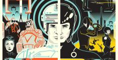 Tiny Review: Tron / Tron Legacy